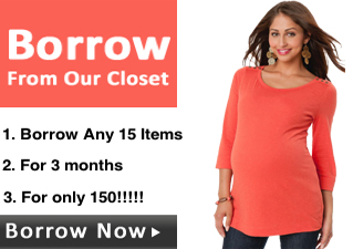 Motherhood Closet - Style2Go Maternity Grab Bag